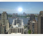 LINCOLN CENTER  CONDO LEASE HIGH FLOOR 1 BED 1.5 BATH W-VIEWS