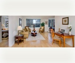 Stunning 2 Bedrooms, 2 Bathrooms in the Upper West Side. Stainless Steel Appliances, Dishwasher, Granite Counter tops, Full Plank Wood Floors and Bay Windows.