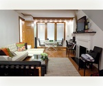 Fully Furnished 1 Bedroom,1 Marble Bathroom in Midtown West. Stainless Steel Appliances, Whirlpool Jacuzzi Tubs, High ceilings (9-10 feet), Custom English Oak Molding. Just bring your Clothes. Available for as little as 3 Months or as long as 1 year.